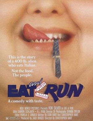Eat and Run - Image: Eat and Run Film Poster
