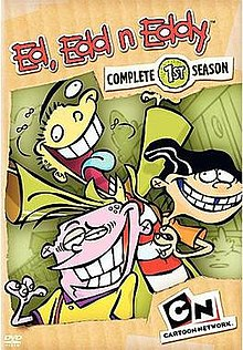 Ed, Edd n Eddy's The Complete First Season.jpg