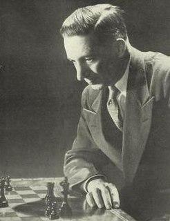 Edward Lasker German-American chess player