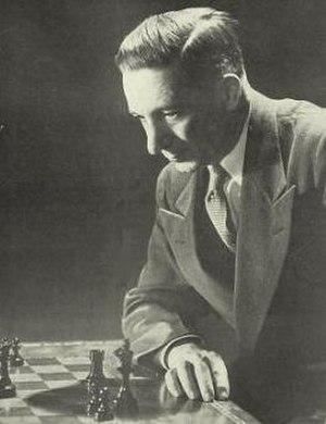 Edward Lasker - Edward Lasker