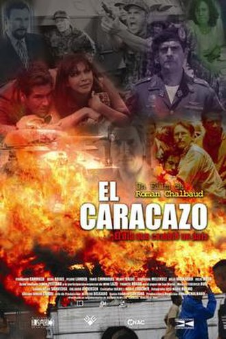 El Caracazo (film) - Image: El Caracazo 2005 poster