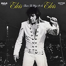 Elvis: That's the Way It Is (album) - Wikipedia