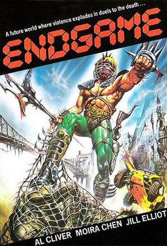 Endgame (1983 film) - Endgame film poster