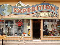 An outdoor travel and adventure outfitter in O...
