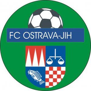 FC Ostrava-Jih - Image: FC Ostrava Jih logo