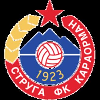FK Karaorman - Image: FK Karaorman Logo