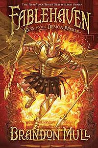 Image result for fablehaven book 5