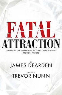 <i>Fatal Attraction</i> (play) Play