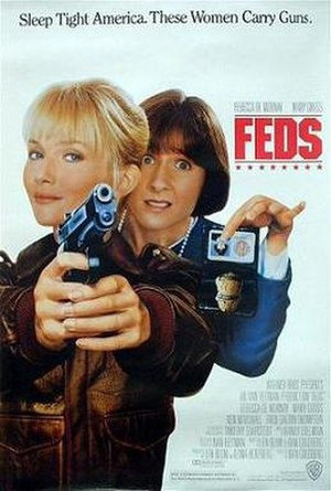 Feds - Theatrical release poster