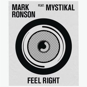 Feel Right (Mark Ronson song) - Image: Feel Right cover