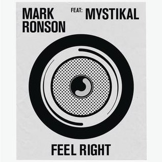 Mark Ronson featuring Mystikal — Feel Right (studio acapella)