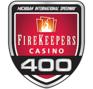 FireKeepers Casino 400 - Image: Fire Keepers Casino 400 logo
