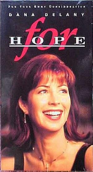For Hope - Image: Forhopevhs