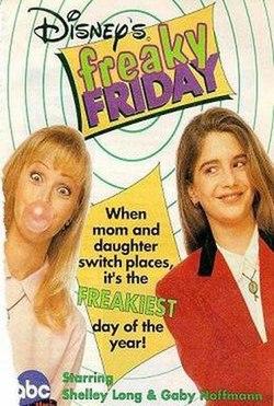 freaky friday 1995 film wikipedia