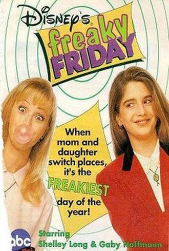 Freaky Friday (1995 film) - Film Poster