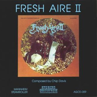 Fresh Aire II - Image: Fresh Aire II Cover