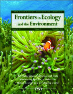 <i>Frontiers in Ecology and the Environment</i> journal