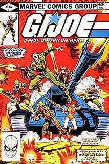 <i>G.I. Joe: A Real American Hero</i> (Marvel Comics)