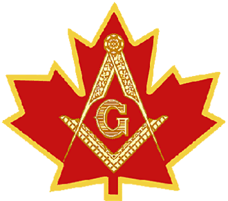 Grand Lodge of Canada in the Province of Ontario - Current Logo of the GLCPOO