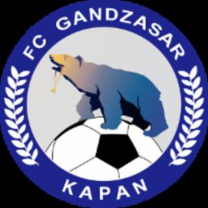 FC Gandzasar Kapan - Image: Gandzasar FC Logo 2009