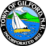 Official seal of Gilford, New Hampshire