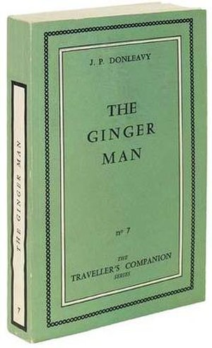 The Ginger Man - The first edition of The Ginger Man, 1955