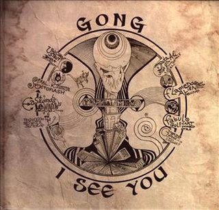 <i>I See You</i> (Gong album) 2014 studio album by Gong