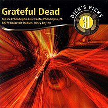 Grateful Dead - Dick's Picks Volume 31.jpg