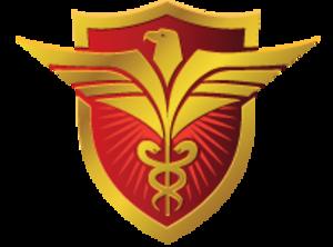 Gulf Medical University - Seal of Gulf Medical University