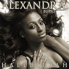 Alexandra Burke — Hallelujah (studio acapella)