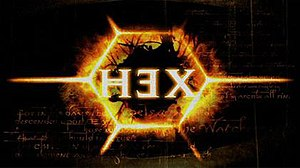 Hex (TV series) - Hex intertitle
