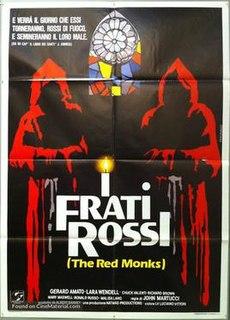 <i>The Red Monks</i>