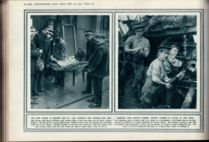 Defence of Festubert - Image: Illustrated War News, Dec. 23, 1914, page 38, complete, partial restoration