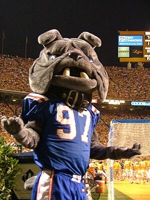 Traditions of Louisiana Tech University - Champ