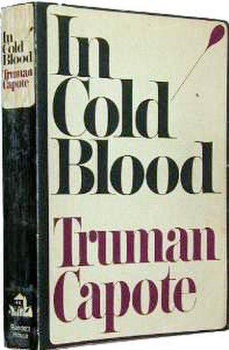 In Cold Blood - Image: In Cold Blood Truman Capote