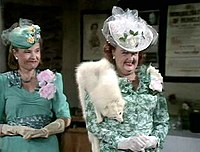 Janet Davies as Mrs Pike in the Dad's Army episode 'Never Too Old'.jpg
