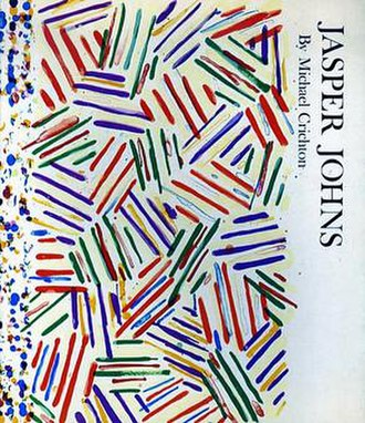 Jasper Johns (book) - First edition cover