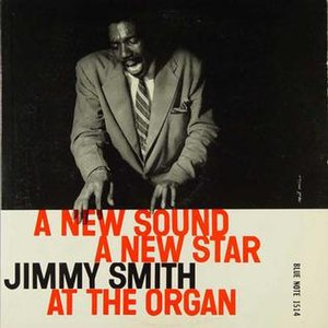 A New Sound A New Star: Jimmy Smith at the Organ Volume 2 - Image: Jimmy Smith at the Organ