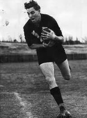 John Abley - John Abley at Port Adelaide training in August 1957.