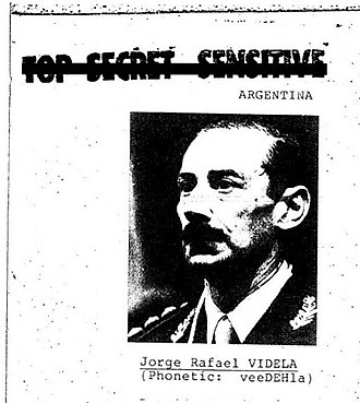 Operation Condor - from the National Security Archive