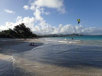 Kailua, Honolulu County, Hawaii - Kailua Bay