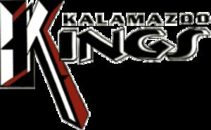 Kalamazoo Kings - Image: Kalamazoo Kings
