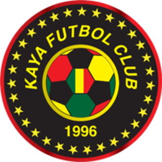 Kaya F.C. - The club's former crest from 1996 until 2017