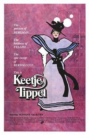 Keetje Tippel - movie poster for Katie Tippel