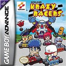 Konami Krazy Racers Wikipedia