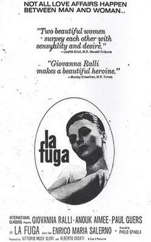 La fuga (1964 film) - Image: La fuga (1964 film)