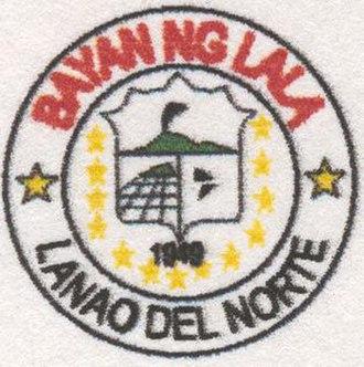 Lala, Lanao del Norte - Image: Lala logo