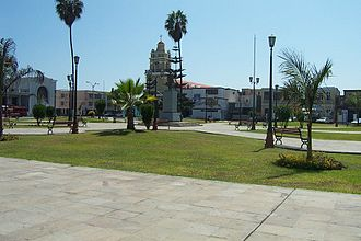 La Punta District - Plaza Matriz (Main Square)