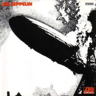 Led Zeppelin (album) - Image: Led Zeppelin Led Zeppelin (1969) front cover