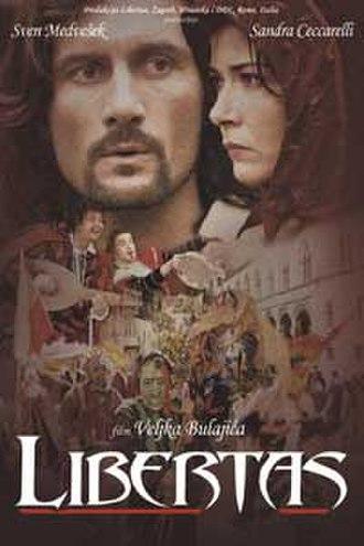Libertas (film) - Theatrical release poster